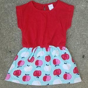 Gymboree Apple Dress